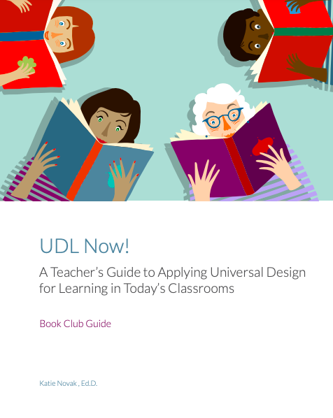 UDL Now! Book Club Guide