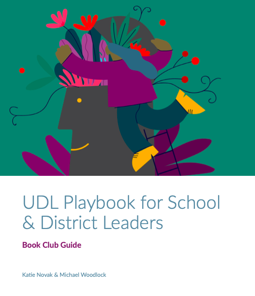 UDL Playbook Book Guide Cover